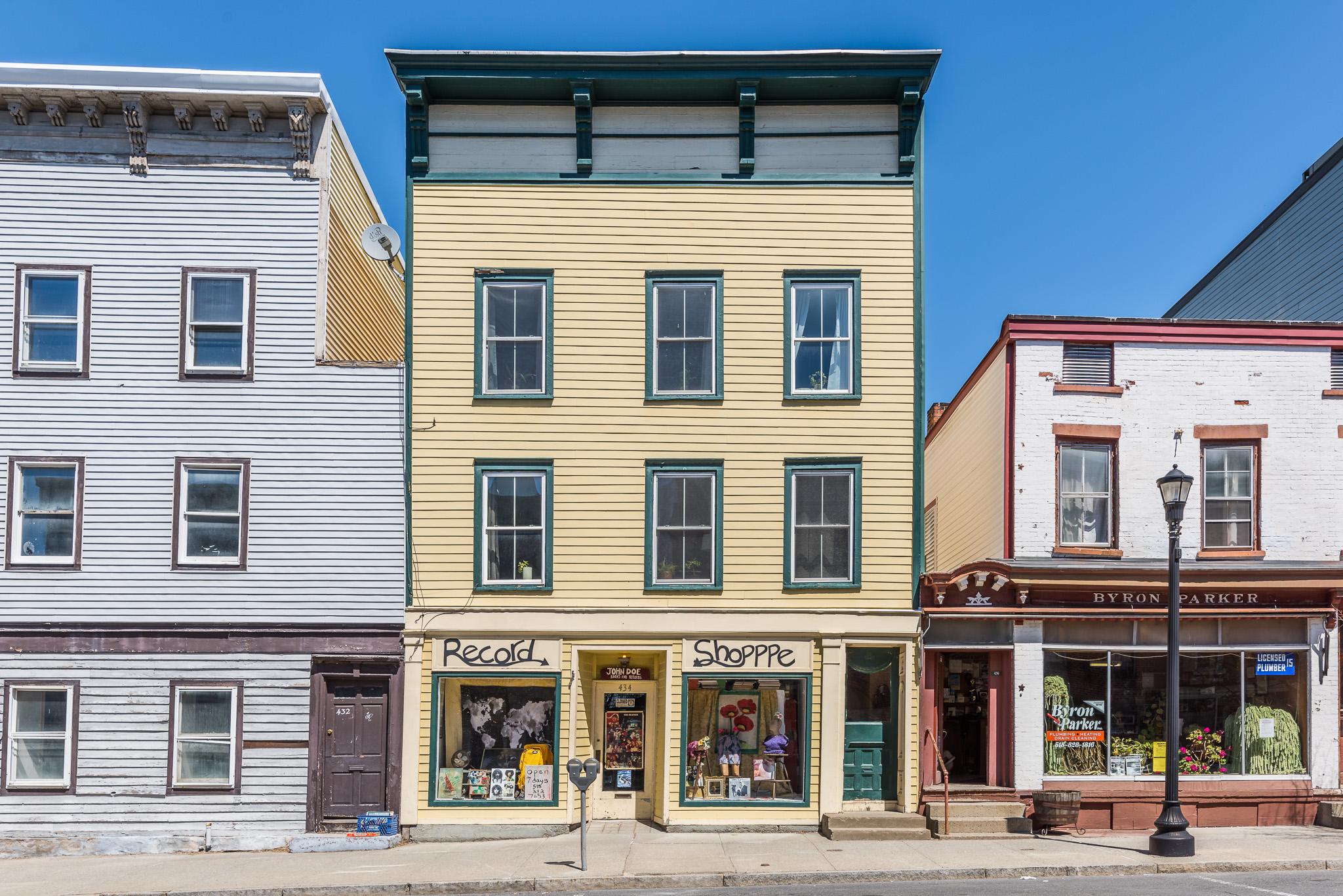 Warren Street Commercial Beauty